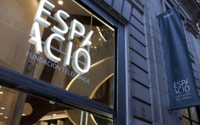 Exposiciones gratuitas en Madrid.Espacio Telefonica